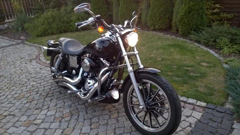 Harley Davidson Dyna Glide Low Rider bazar