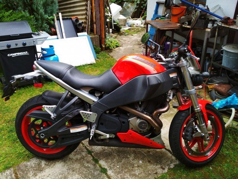 Buell Lightning XB12Ss bazar