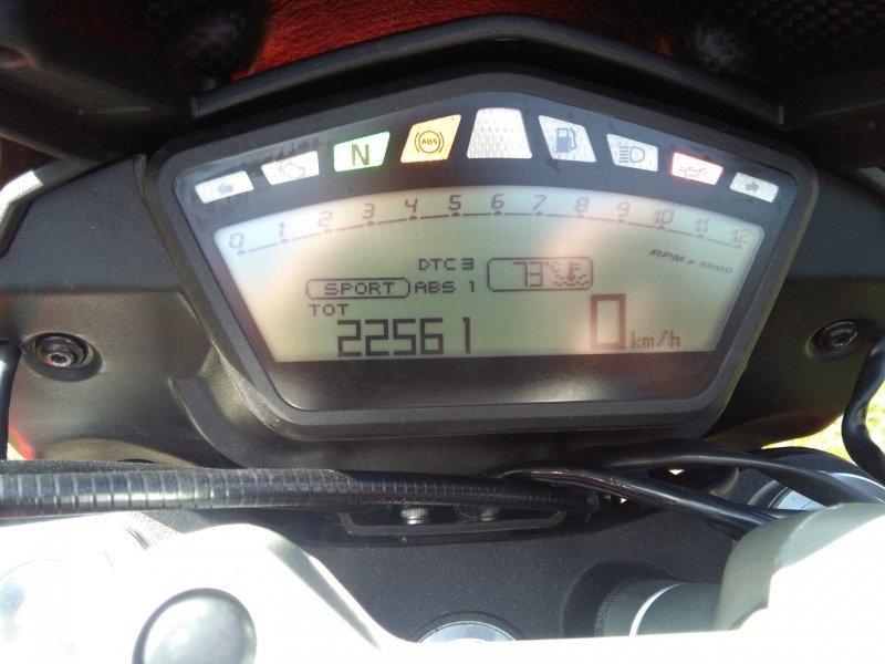 Ducati Hyperstrada bazar