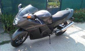 Honda CBR 1000 XX Super Blackbird