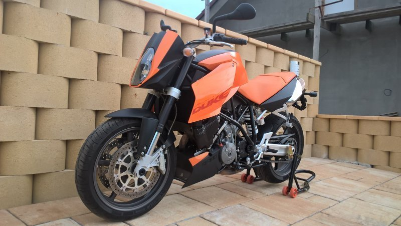 KTM 990 Super Duke bazar