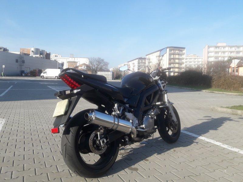 Suzuki SV 1000 bazar