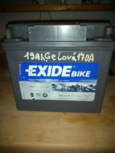 Moto bateria bazar