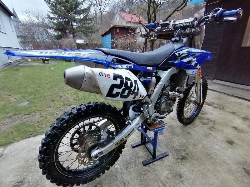 Yamaha YZ 250 F bazar