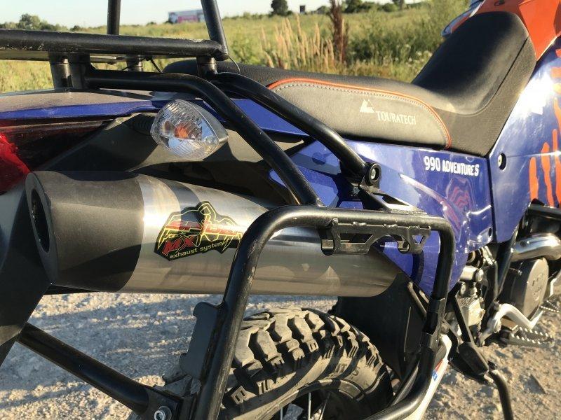 KTM 990 Adventure S bazar