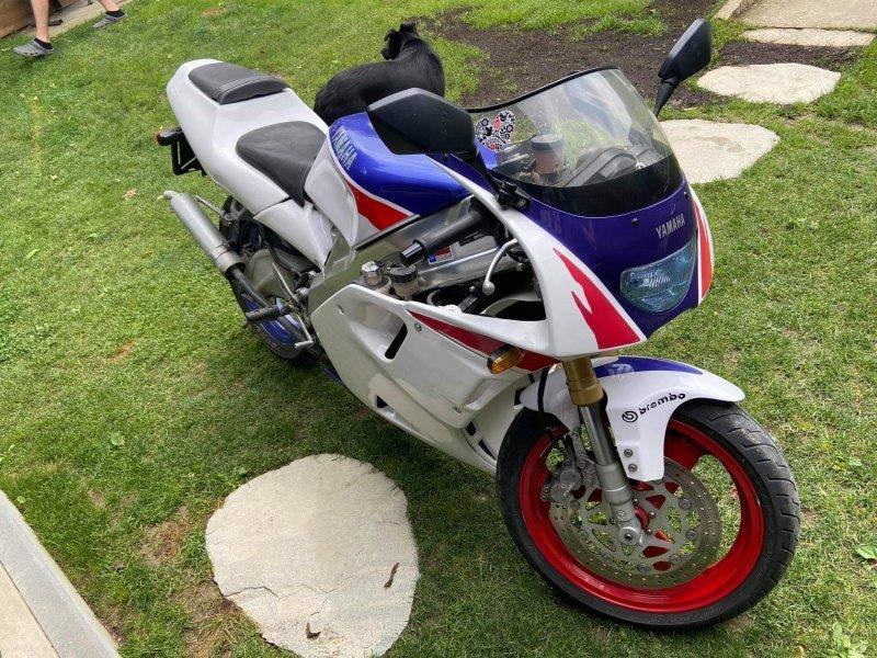 Yamaha TZR 125 bazar
