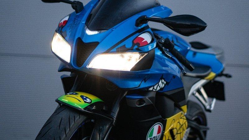 Honda CBR 600 RR bazar
