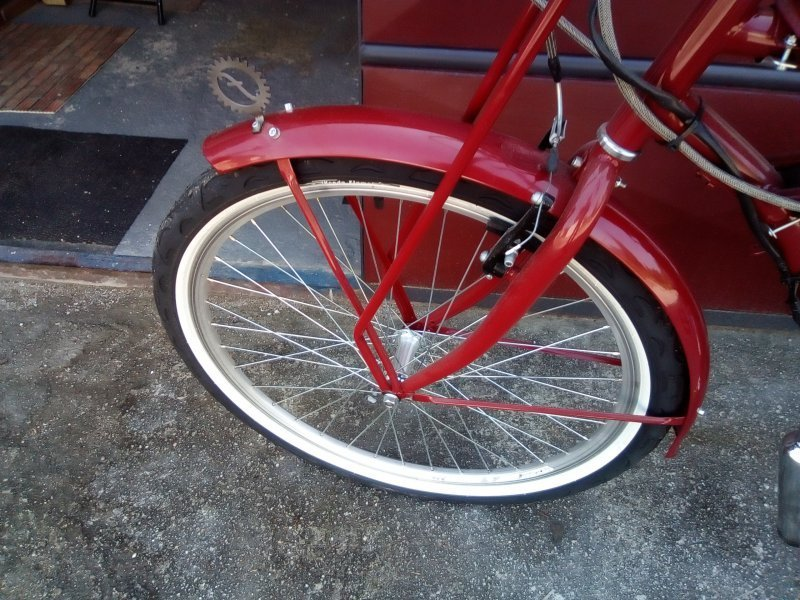 Bicykel so spalovacím motorom – CLASSIC bazar