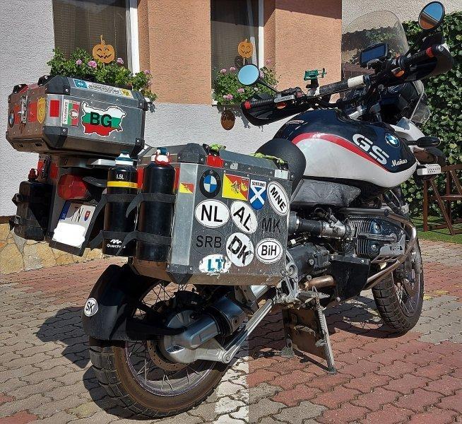 BMW R 1150 GS Adventure bazar